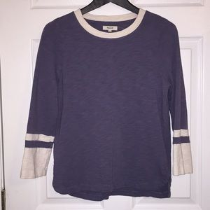 Madewell jersey top